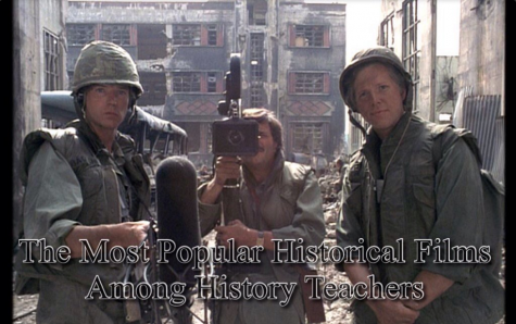 The Most Popular Historical Films Among History Teachers
