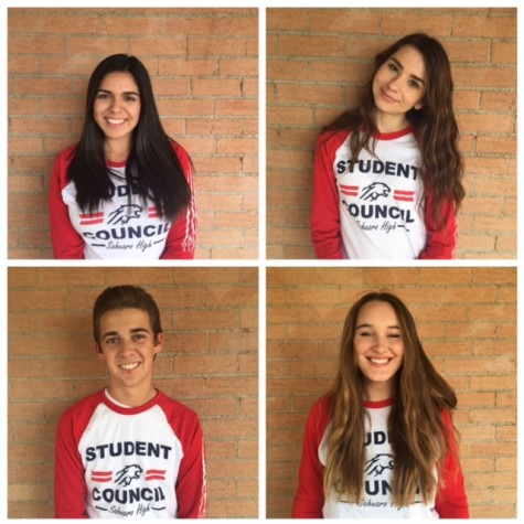 Meet StuCo's 2016-17 Officers
