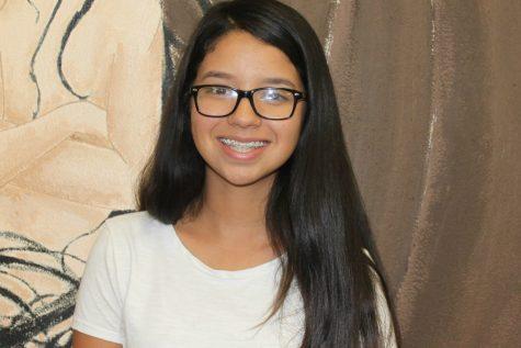Fresh Faces- Meet Freshman Caryela Durazo