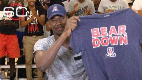 DeAndre Ayton Soon to Be a Wildcat