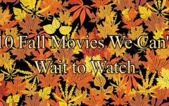 10 Fall Movies We Can't Wait to Watch