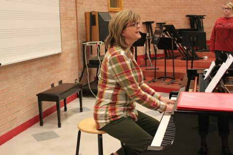 Piano With Ms. Barnes