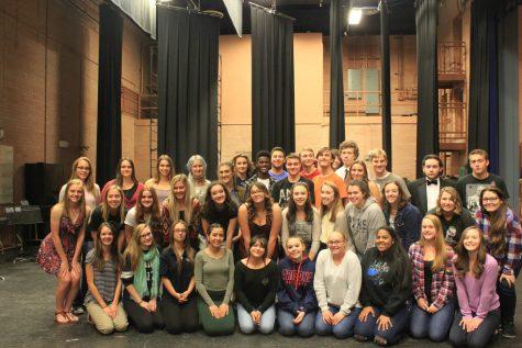 Sahuaro Choir Makes State