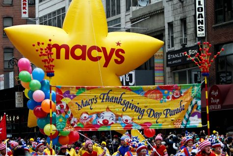 Macy's 90th Thanksgiving Day Parade