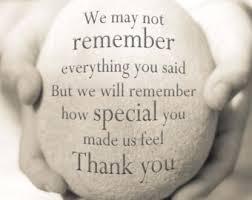 Thank You, Sahuaro Teachers!