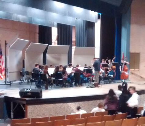 Middle School Orchestras Perform at Sahuaro