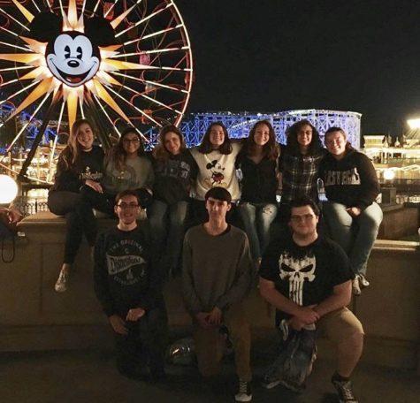 Sahuaro Thespians Take Disneyland