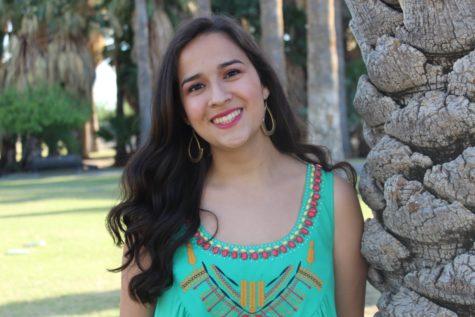 Class of '16 Carla Hernandez Makes Dean's List for Nursing