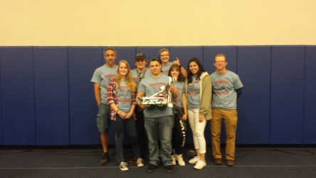 Sahuaro's Robotics Club Competes at State
