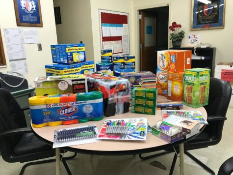 Sahuaro's Costco Paper Drive and Donation Fundraiser
