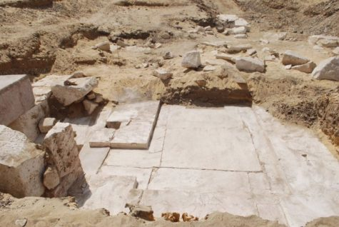 3,700 Year Old Pyramid Discovered In Egypt