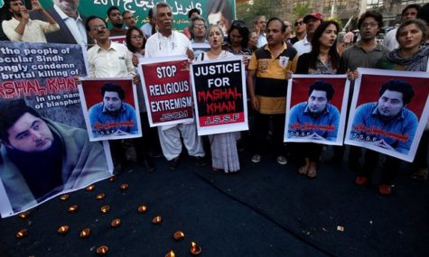 Pakistani Citizens Are in Uproar Over Blasphemy Laws
