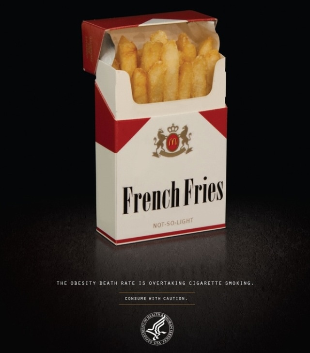 Advertisements  For Food