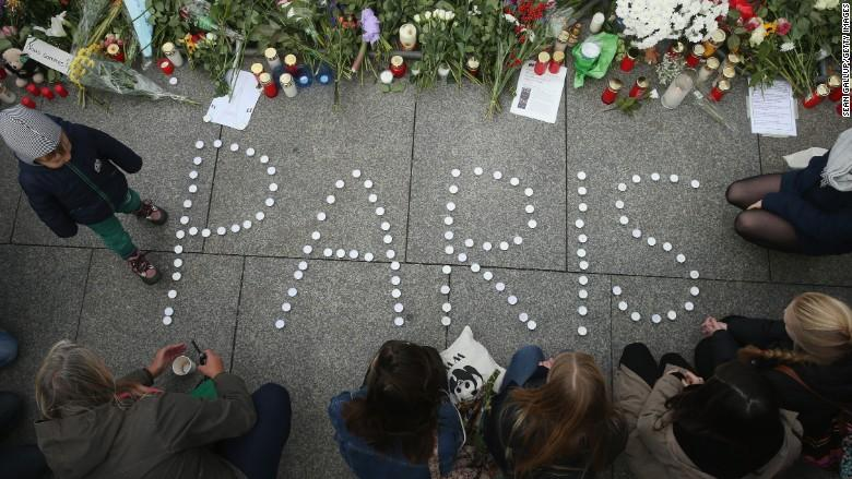 Madame Kelly Talks About the Paris Attacks