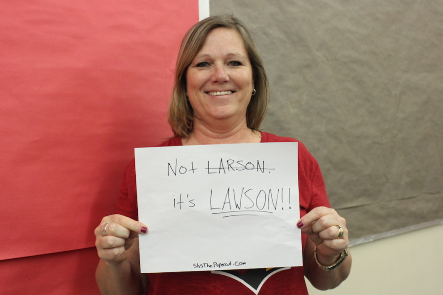 Gr8 Fun Facts about Mrs. Lawson
