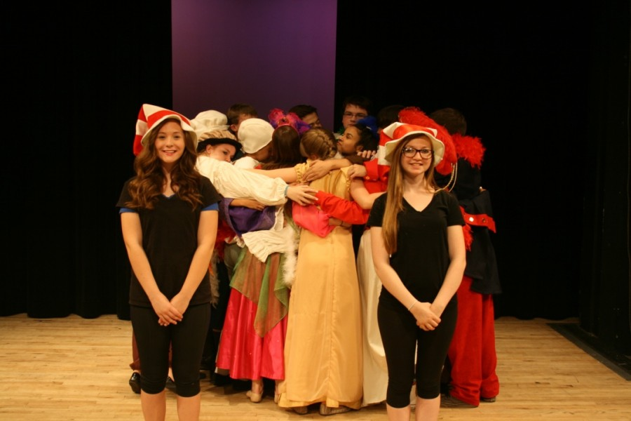 Thespians Receive Superior Rating at Acting Festival