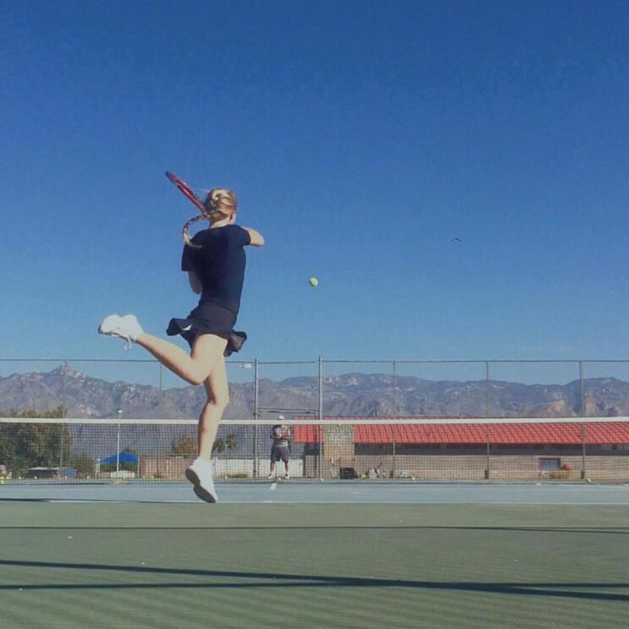 Iliana Falcon: Stepping out on the court