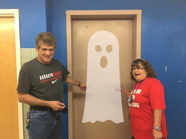 Who Is Sahuaros Ghost?
