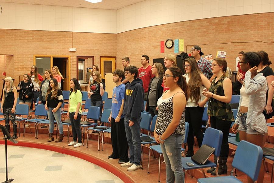 Ms. Barnes is TUSD Choir Teacher of the Year