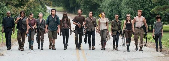 Last Day On Earth: The Walking Deads Suspenseful Season Finale