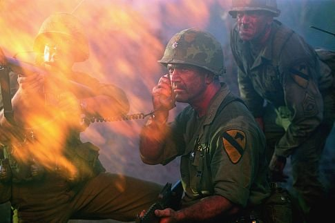 Mr. Chandler, Mr. Lawill  and Mr. Kidd all chose We Were Soldiers (2002), a powerful Vietnam war movie showing how everyone involved is effected.