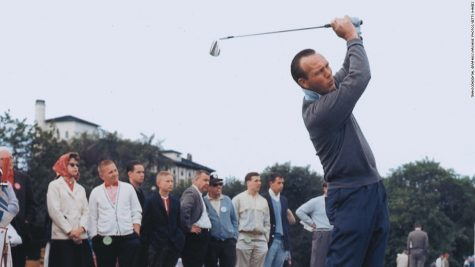 Arnold Palmer Used to Say, 'You must play boldly to win'