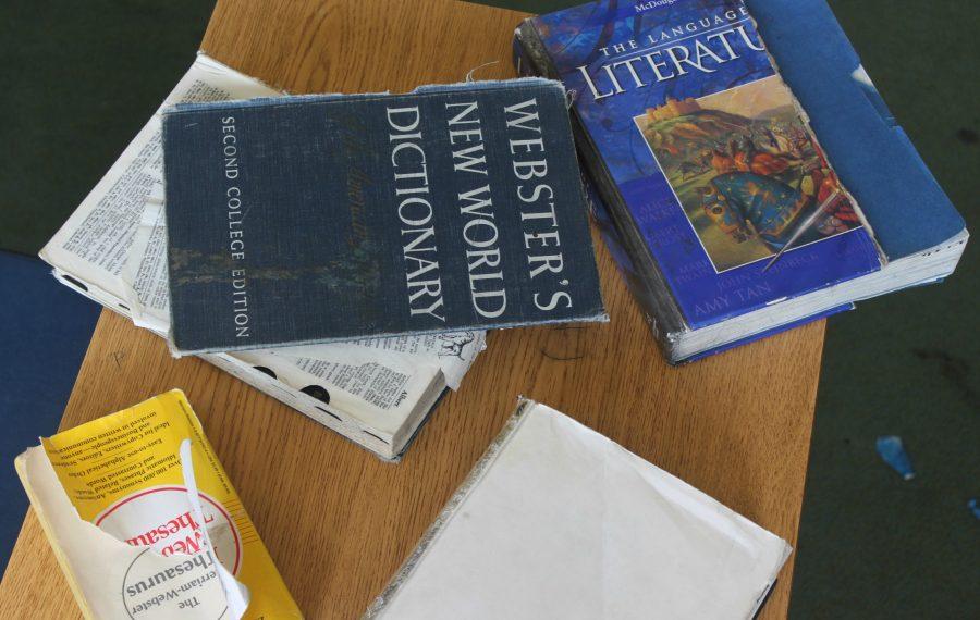 Replacing Textbooks A Slow Process
