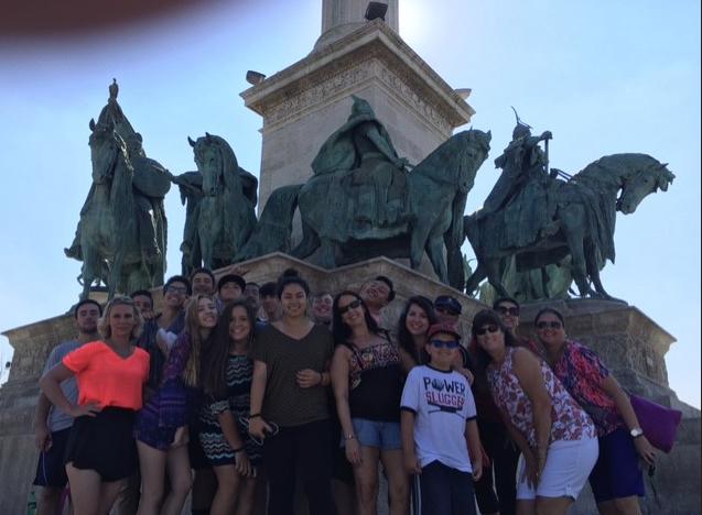 Lange Gang in Eastern Europe Summer 2016