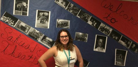 Sahuaro Welcomes Ms. Rossmeissl Back to Theatre Department