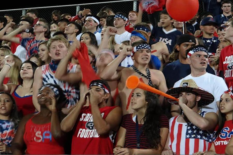 Cougars Crush Chargers at Homecoming