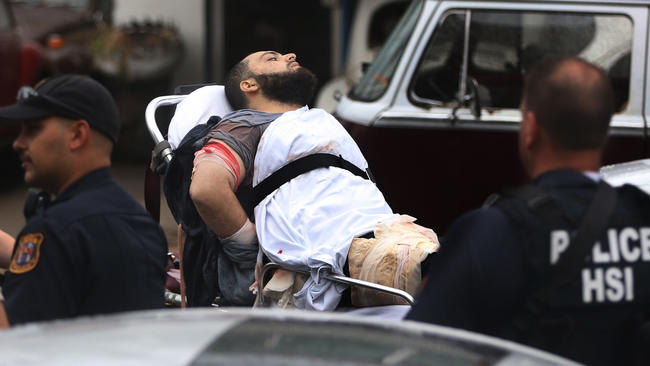 New York Bombing Suspect had a Bloody Journal On Him