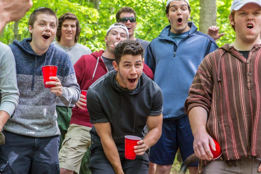 Based off of a true story, Goat dives into the brutal hazing rituals that are commonplace in college fraternities. Ben Schnetzer and Nick Jonas star in this shocking exposé of these toxic brotherhoods, premiering on September 23.
