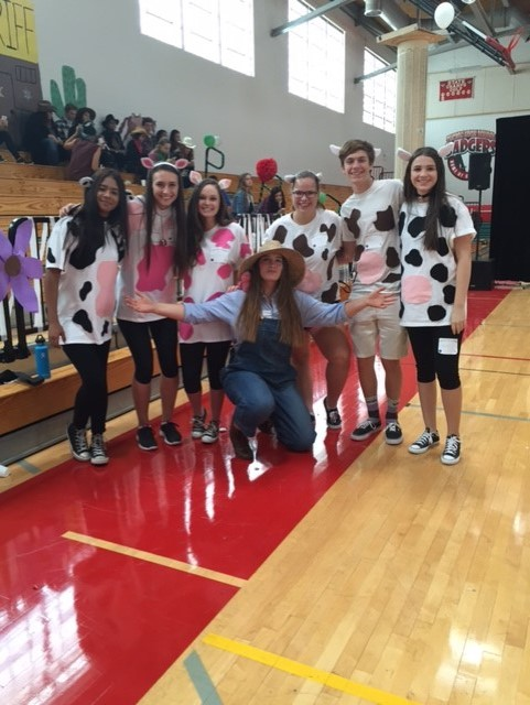 STUCO Attends AASC Spirit Convention
