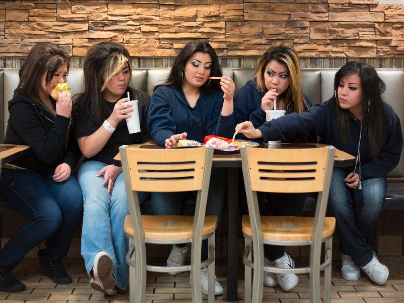 Student Hangout at Mickey Ds Full of Gossip