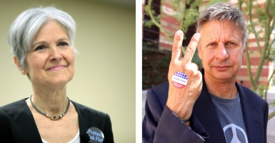 Third Party Candidates for this 2016 Election