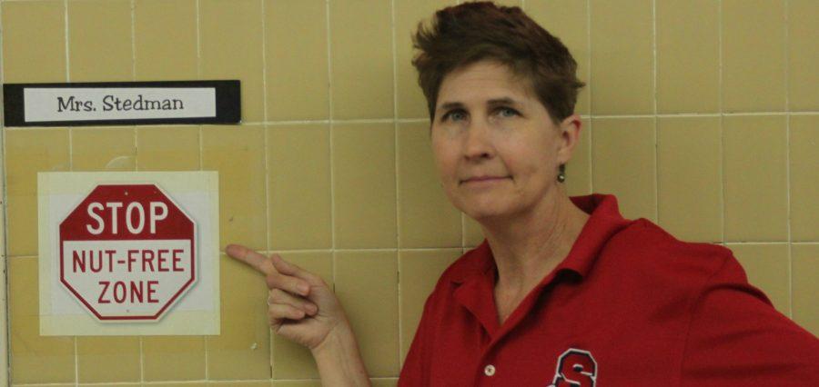 Meet Math Teacher, Ms. Stedman