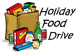 StuCo Launches Food Drive for the Holidays