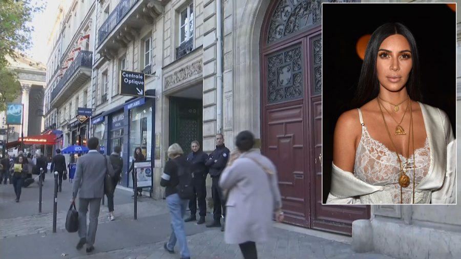 Kim Kardashian Gets Robbed