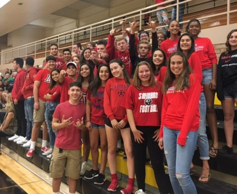 Sahuaro Loves Our Girls Volleyball