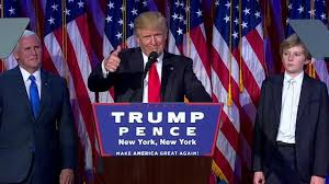 Donald Trump Will Be Americas 45th President