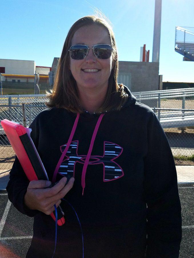Meet Mrs. Kinter: A New PE Teacher and Coach at Sahuaro