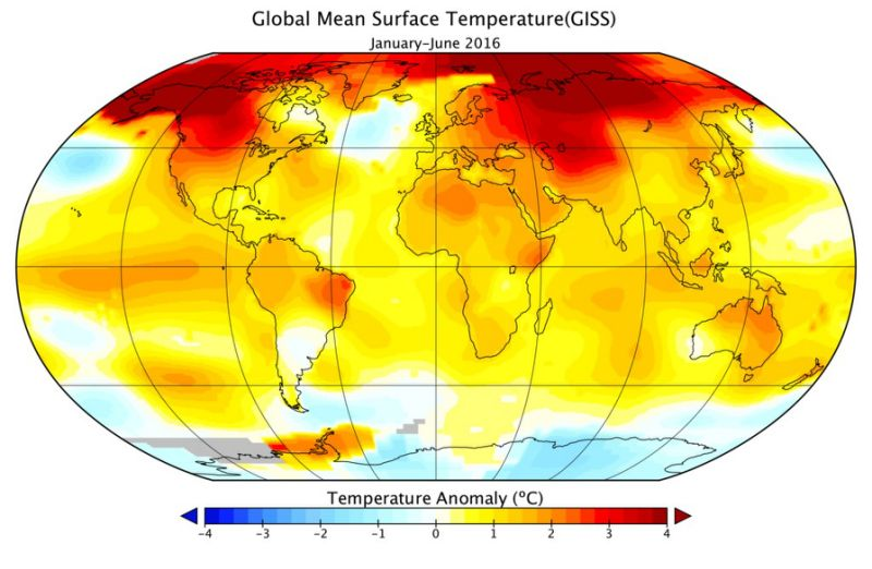 2016 Is The Hottest Year On Record