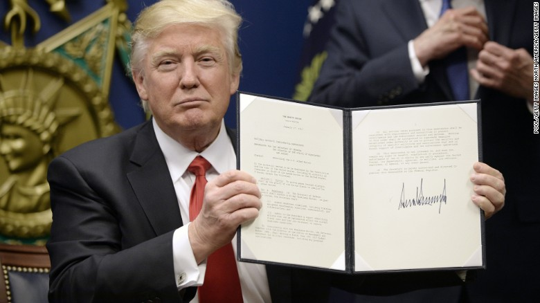 Donald Trumps Ban on Refugees