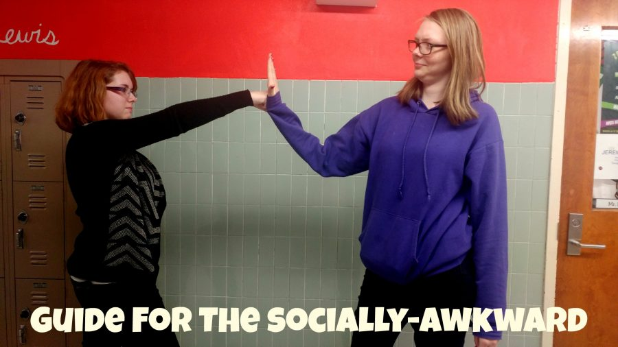 A Guide for the Socially Awkward