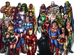 Why Everyone Should Love Superheroes