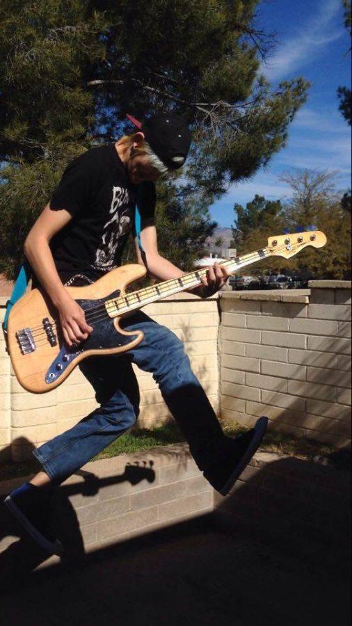 Gabriel Manriquez, The Boy With The Guitar