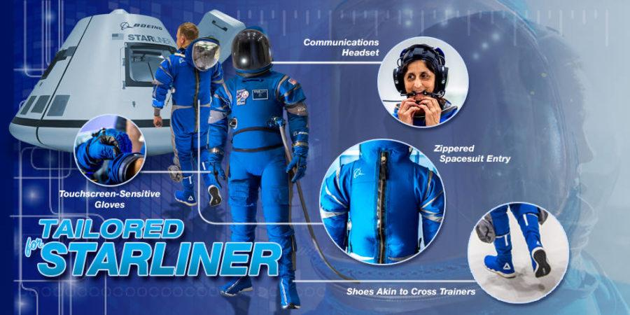 NASA Makes New Space Suits