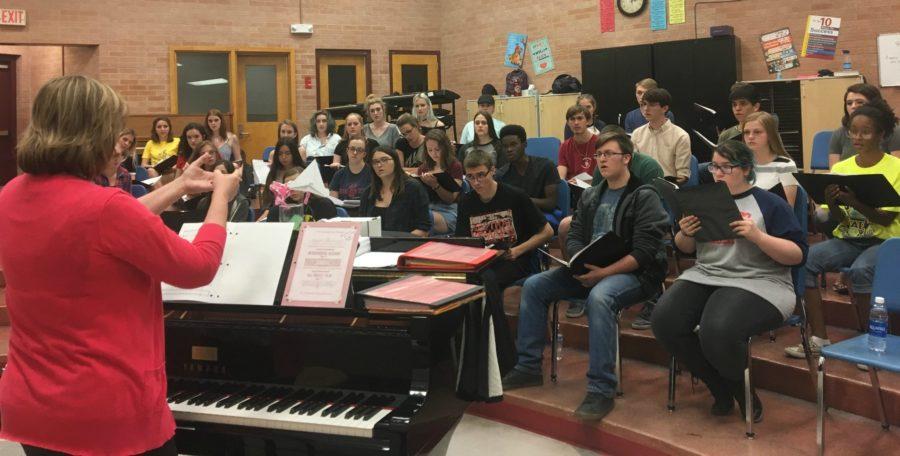 Sahuaro Choir Students Who Made Regionals