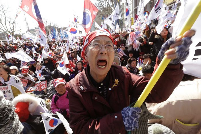North Korea Creates Chaos, South Korean President Impeached, and More