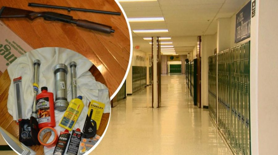 Honor Students School Shooting Plans Foiled
